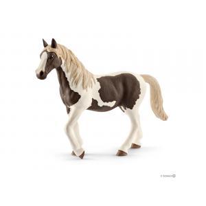 Schleich - bu012 - Figurines de chevaux Jument (Pinto, Pinto, pintabian) (410430)