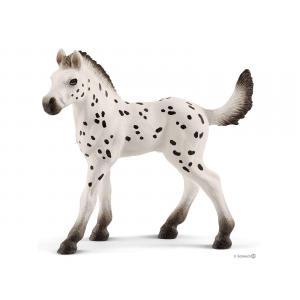 Schleich - bu016 - Figurines de chevaux Poulain (Knabstrupper, Paint Horse, Lipizzan) (410438)