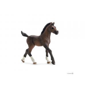 Schleich - bu017 - Figurines de chevaux Poulain (arabe, pintabian, Appaloosa) (410440)