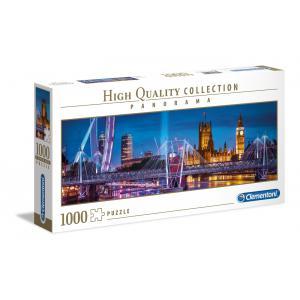 Clementoni - 39485 - Puzzle 1000 pièces panorama - Panorama - London (Ax1) (410452)
