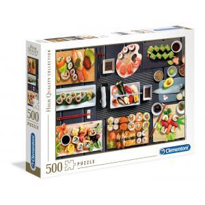 Clementoni - 35064 - Puzzle 500 pièces - Sushi (410466)