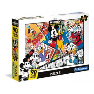 Minnie - 35061 - Puzzle 500 pièces - Mickey 90th anniversary (410474)
