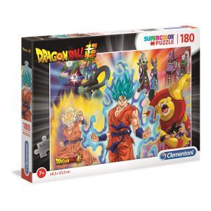 Clementoni - 29761 - Puzzle enfants 180 Pièces - Dragon Ball (410562)