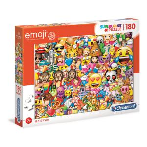 Yo-Kai Watch - 29756 - Puzzle enfants 180 Pièces - Emoji (410566)