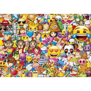 Clementoni - 29756 - Puzzle 180 pièces - Emoji (Ax1) (410566)