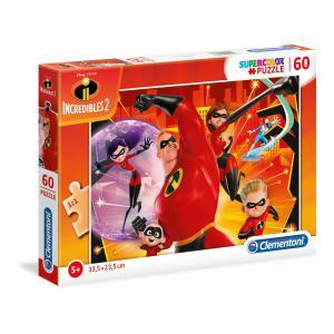 Clementoni - 26987 - Puzzle 60 pièces - Incredibles 2 (Ax1) (410650)