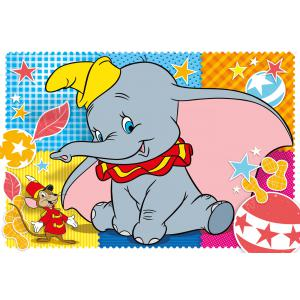 Dumbo - 25461 - Puzzle enfants 40 Floor Pièces - Dumbo (410724)