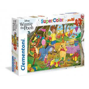Clementoni - 24201 - Puzzle enfants 24 Pièces - Winnie the Pooh (410776)