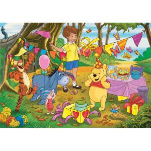 Clementoni - 24201 - Puzzle 24 Maxi pièces - Winnie the Pooh (Ax1) (410776)
