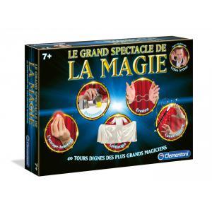 Clementoni - 52383 - Jeux de magie Le Grand spectacle (410836)
