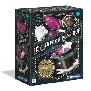 Clementoni - 52382 - Jeux de magie Le Chapeau Magique (410838)