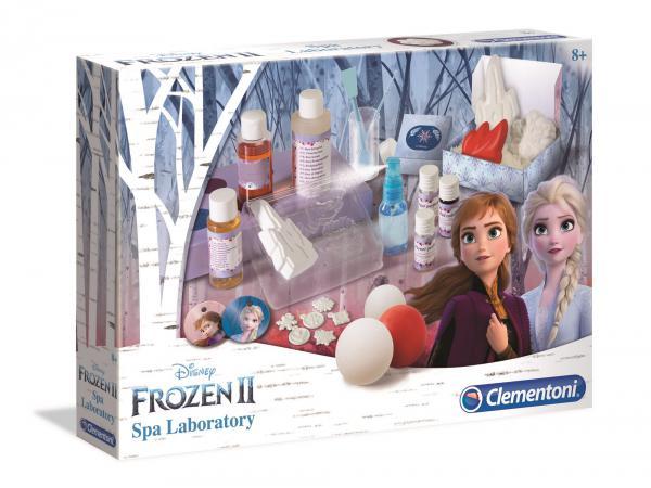 Le labo de beauté - la reine des neiges 2