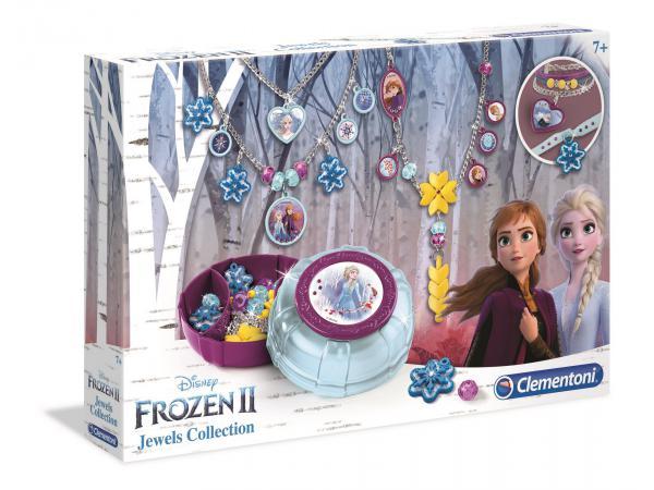 Collection de bijoux - la reine des neiges 2