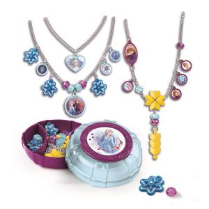 Clementoni - 18520 - Collection de bijoux - La Reine des Neiges 2 (410860)