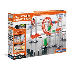 Clementoni - 52400 - Action et Réaction - Premium set (410910)