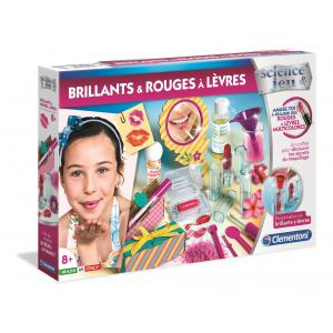 Clementoni - 52350 - Jeux scientifique - Brillants & Rouges à Lèvres (410926)
