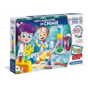 Clementoni - 52344 - Mon Laboratoire de Chimie (410932)
