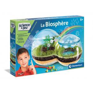 Clementoni - 52343 - Jeux scientifique - La Biosphère (410934)