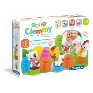 Clementoni - 17174 - Clemmy - Animaux de la ferme (411028)