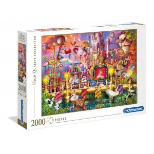 Clementoni - 32562 - Puzzle 2000 pièces - The Circus (411082)