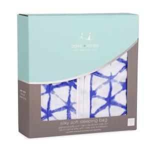 Aden and Anais - 28517G - gigoteuse silky soft indigo 18-36 mois (411786)