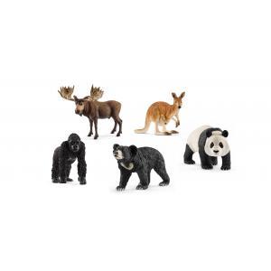 Schleich - bu037 - Figurines Animaux sauvages (411954)