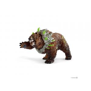 Schleich - bu040 - Figurines Animaux sauvages ours grizzly (411960)