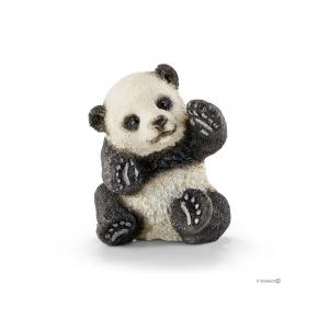 Schleich - bu041 - Figurines Animaux sauvages panda et ours (411962)