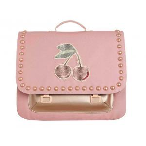 Jeune Premier - Itx19121 - Cartable best of grand modèle - Cherry Studs  41 cm x 20 cm x 31 cm (411994)