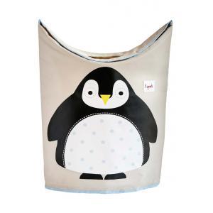 3 Sprouts - 107-003-008 - Paniers à linge Pingouin (412090)