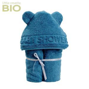 Little Crevette - BSCBdg - Sortie de bain  BabyShower canard (412302)