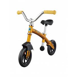 Micro - GB0026 - Draisienne G-Bike Deluxe Jaune évolutive (412366)