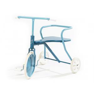 Foxrider - 106000165 - Porteur Foxrider en kit à monter couleur bleu vintage (412380)