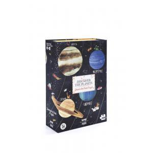 Londji - PZ391U - Puzzle - Discover the Planets (412414)