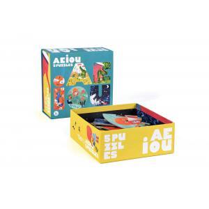 Londji - PZ002U - AEIOU - Puzzle (412424)