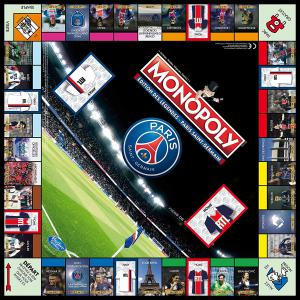 Winning moves - 0099 - MONOPOLY PARIS SAINT GERMAIN PSG EDITION DES LEGENDES (412474)