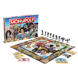 One piece - 0968 - Monopoly one piece (412478)