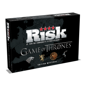 Winning moves - 0194 - RISK GAME OF THRONES EDITION WESTEROS (412486)