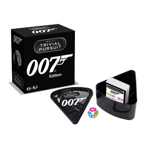 Winning moves - 0296 - Trivial pursuit voyage james bond (412494)