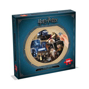 Winning moves - 002480 - PUZZLE HARRY POTTER ET LA PIERRE PHILOSOPHALE 500 PIECES (412522)