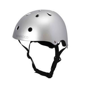 Banwood - BW-HELMET-CHROME - Casque chrome (412572)