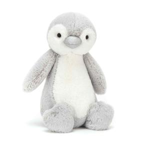 Jellycat - BS6P - Bashful Sparkle Penguin  - 22 cm (412912)