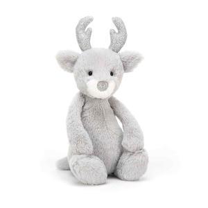 Jellycat - BS6R - Bashful Sparkle Reindeer  - 24 cm (412914)