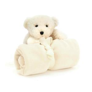 Jellycat - SHOS4PB - Shooshu Perry Polar Bear Soother -34 cm (412946)