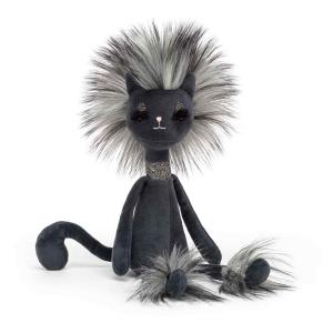 Jellycat - SWE2KC - Peluche Chaton Swellegant Kitty   - 35 cm (413042)