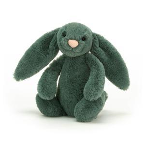 Jellycat - BASS6FB - Bashful Forest Bunny Small - 18  cm (413088)