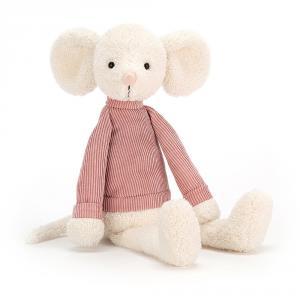 Jellycat - JUM3MN - Jumble Mouse -34 cm (413128)