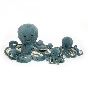 Jellycat - STL2OC - Storm Octopus Little - 23  cm (413202)
