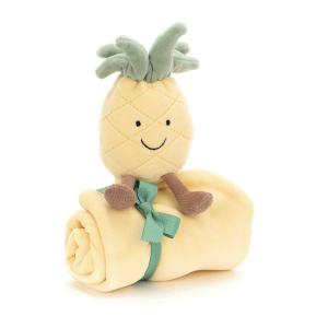 Jellycat - AS4P - Amuseable Pineapple Soother - 34 cm (413232)