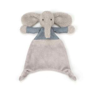 Jellycat - JUM4ES - Jumble Elephant Soother -23 cm (413294)